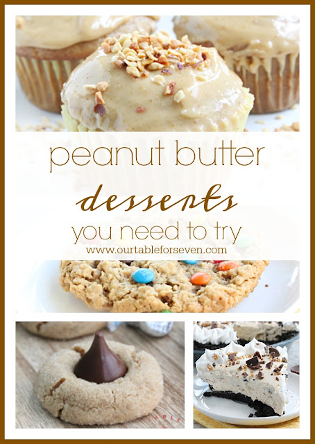 Peanut Butter Desserts You Must Try