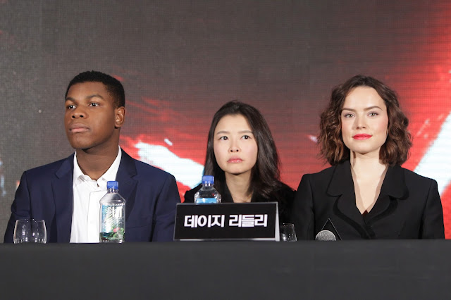 """Star Wars: The Force Awakens"" Fan Event in Seoul"