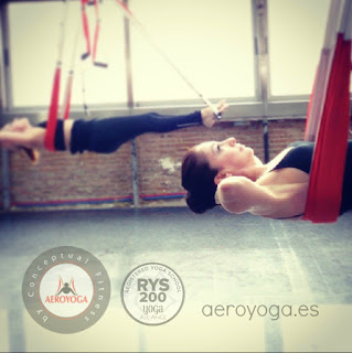 yoga, aeroyoga, madrid, barcelona, espana, air yoga, body, soul, columpio, swing, trapeze, fly, flying, fitness, pilates, teacher training, formacion, cursos