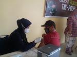 Polres Solok Kota Gelar Vaksin Gratis