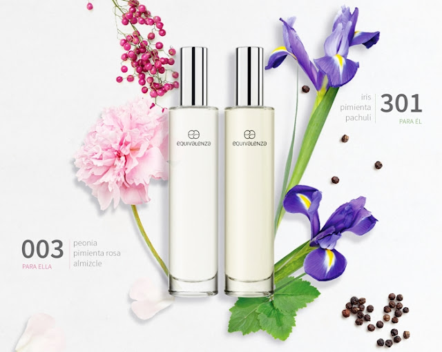 Nuevos perfumes 003 301 Equivalenza
