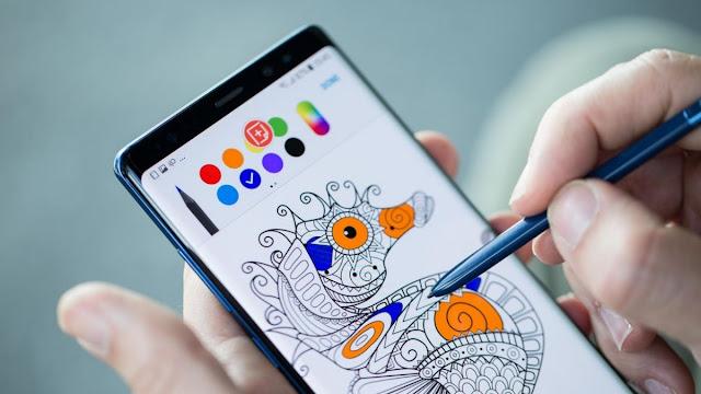 Harga dan spek Samsung Note 8