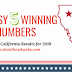 Fantasy 5 Past Winning Numbers - California (CA) Lottery
