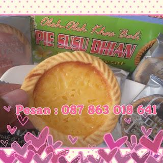 Pie Susu Dhian Adalah Oleh Oleh Khas Bali