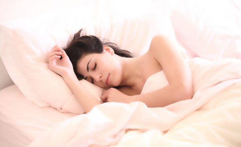 How to Sleep Your Way to Better Wedding-Day Skin