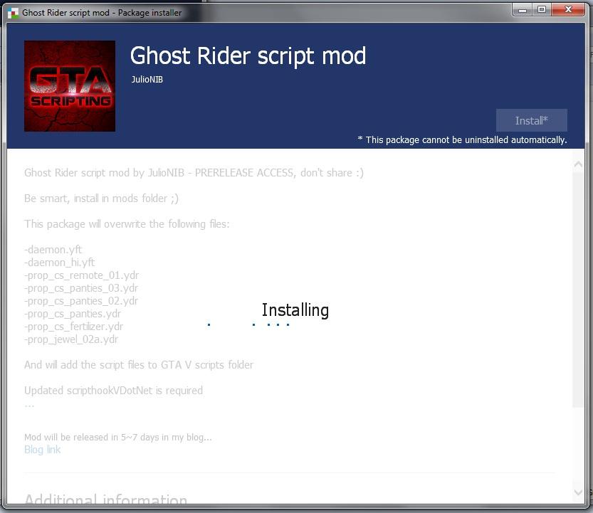 GTA X Scripting: July 2016