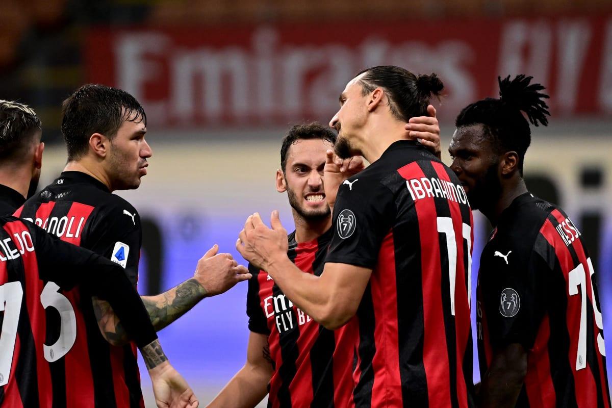 موعد مباراة ميلان وسبيزيا في الدوري الايطالي
