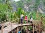 Sehari Jelajah Rammang-Rammang  di Sulawesi Selatan