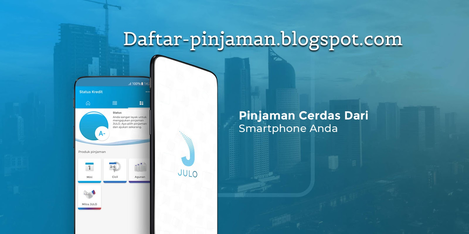 Pinjaman Online Julo Daftar Pinjaman