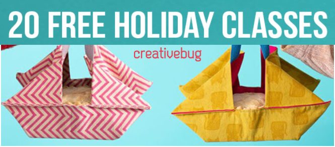 20 free holiday classes
