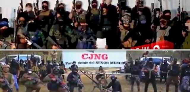 """""""La guerra acabará cuando estés muerto"""": el CJNG lanzó una amenaza"""
