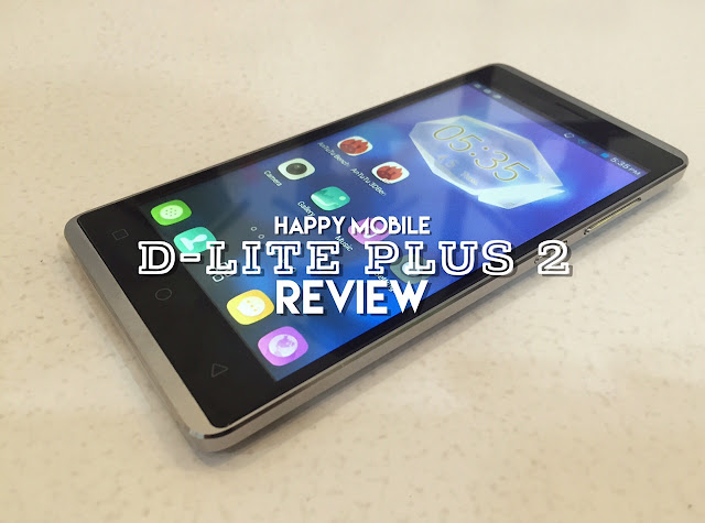Happy Mobile D-Lite Plus 2 Review