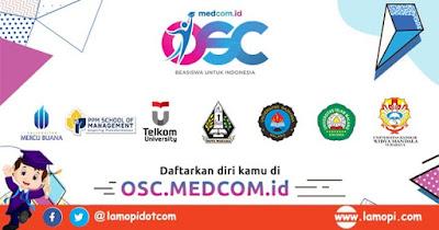 Beasiswa OSC Medcom