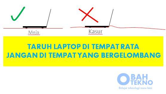 agar baterai laptop tidak rusak