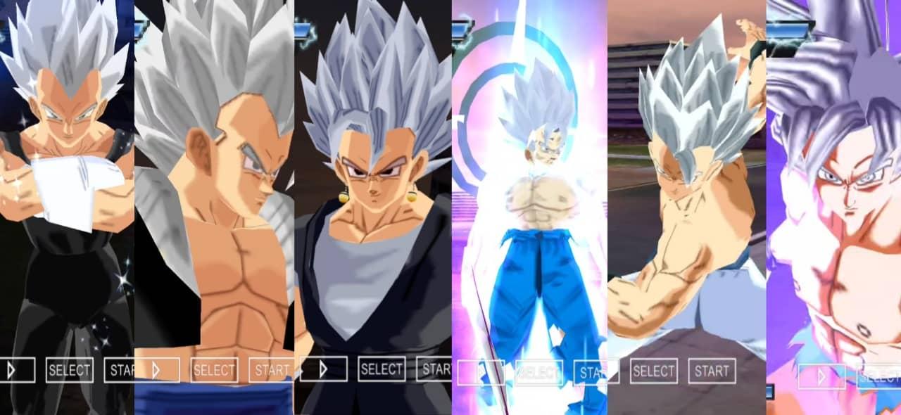 Dragon Ball Super God Power Ultra Instinct