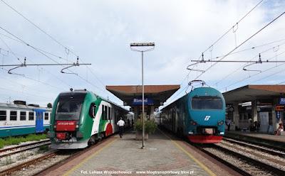 ATR220, PESA 219M Atribo, Ferrovie Emilia Romagna i TAF Treno 74, Trenitalia