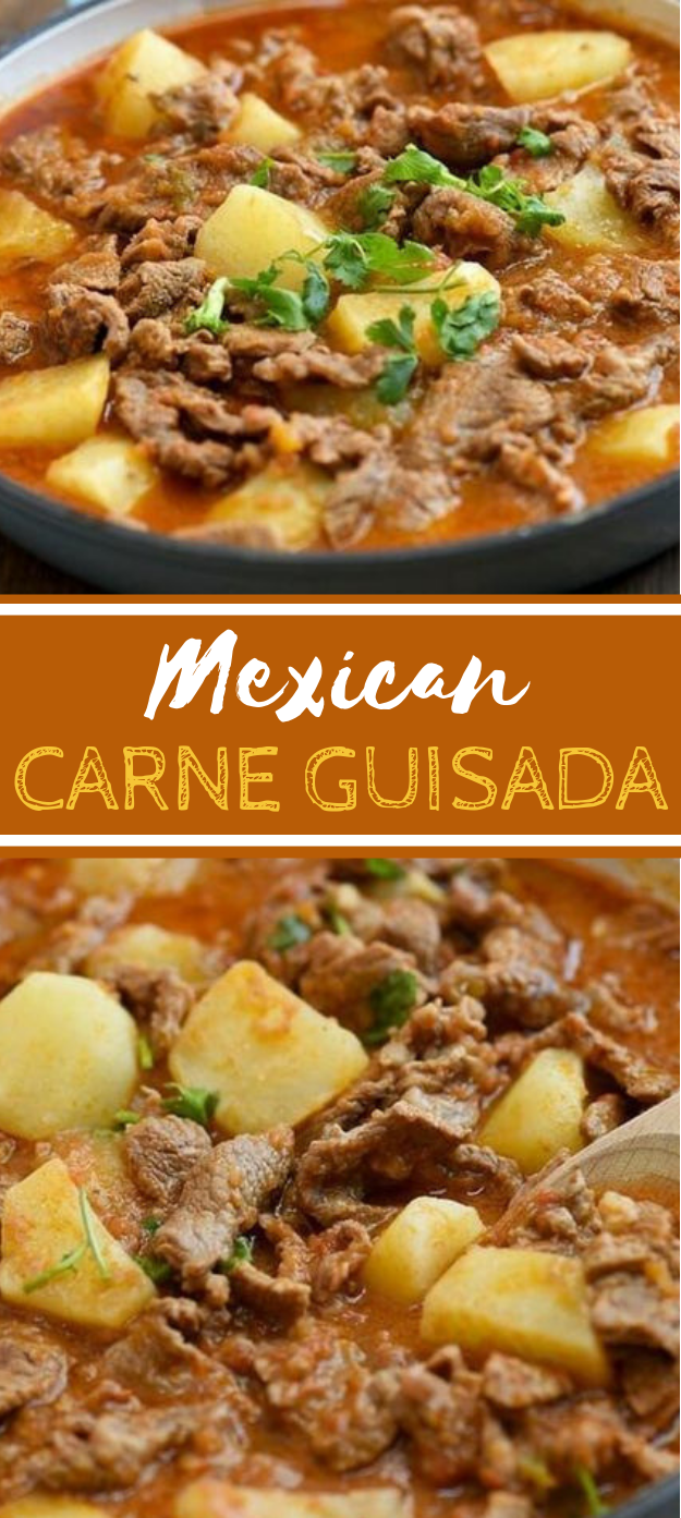 Carne Guisada #dinner #mexicanfood