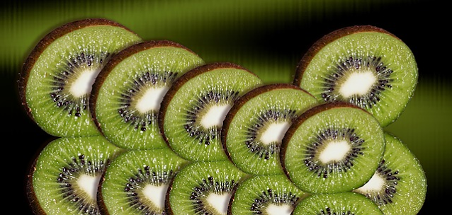 health benefits of kiwi-May help manage blood pressure.