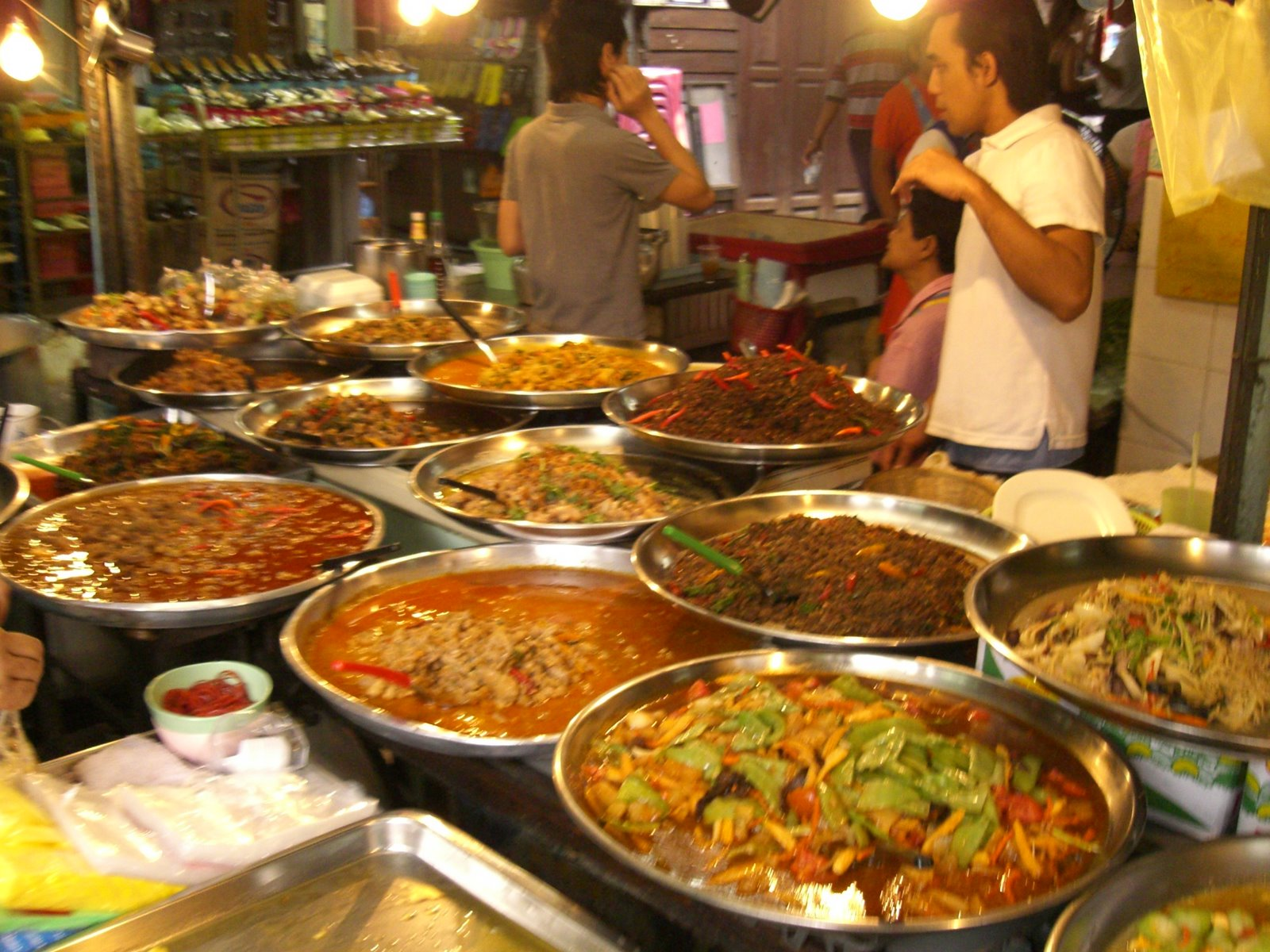 Throwing it all in the pot asian food culture and other for Asian cuisine indian and thai food page
