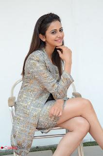 Actress Rakul Preet Singh Latest Picture Gallery in Short Dress  0066.JPG