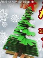 http://manualidadescarton.blogspot.com.es/2016/11/arbol-de-navidad-plegable-de-carton.html
