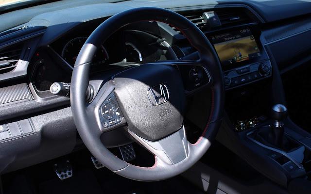 Honda Civic Si Turbo 2018