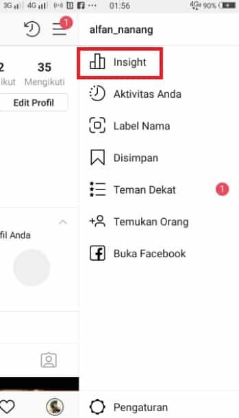 Cara Melihat Statistik Follower Instagram Orang Lain | How To Get ...