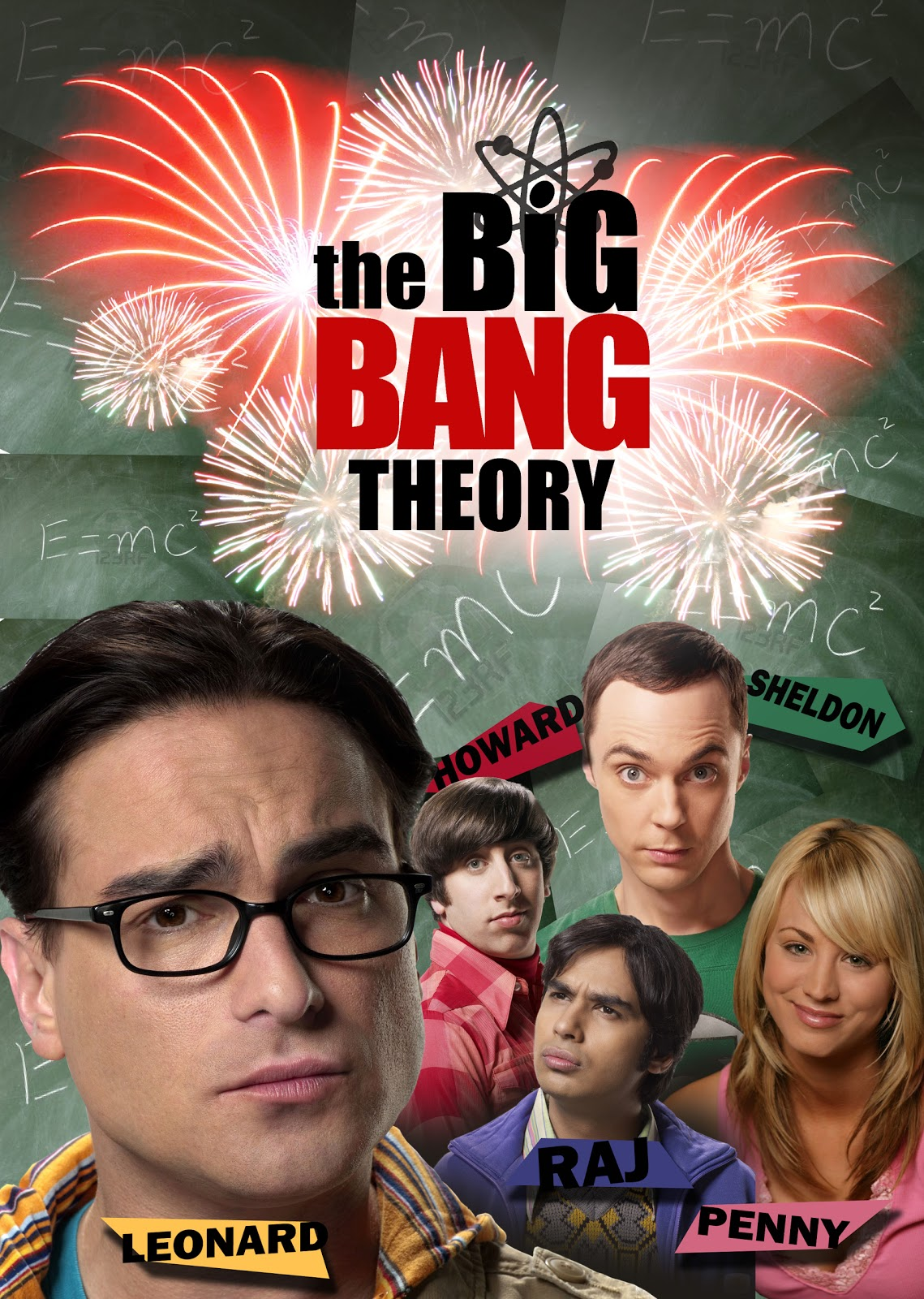 The Big Bagn Theory The Big Bang Theory Posters Tv Series Posters And Cast