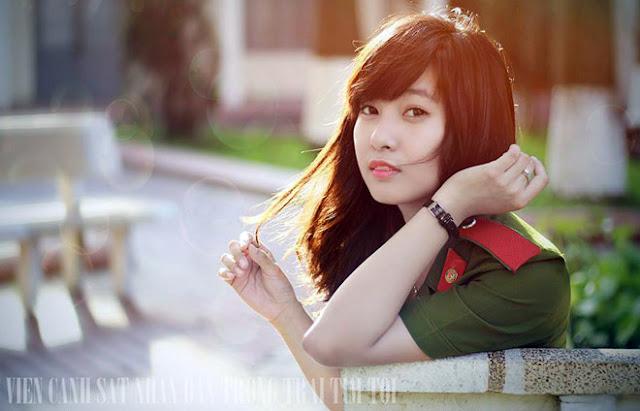 nucanhsat710 - Tổng Hợp các HOT Girl Nữ Cảnh Sát đốn tim FAN nhất Việt Nam