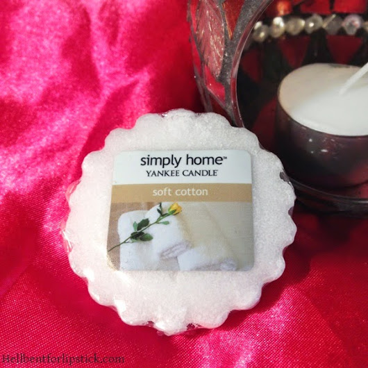 "I ♥ Make Up: Review: ""Soft Cotton"", ""Citrus Water"" e ""Lavender SPA"" di Yankee Candle."