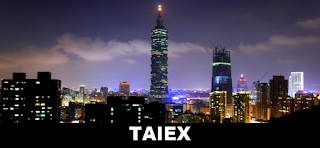 Taiwan stock : TWSE: TAIEX Taiwan Capitalization Weighted Stock Index chart for long-term forecast and position trading