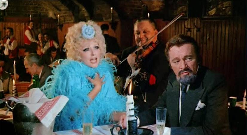 Raquel welch bluebeard scene - 1 4