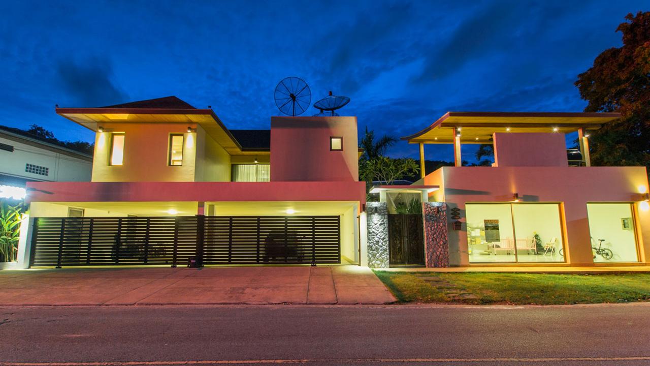 Naya Luxury Villas on Phuket
