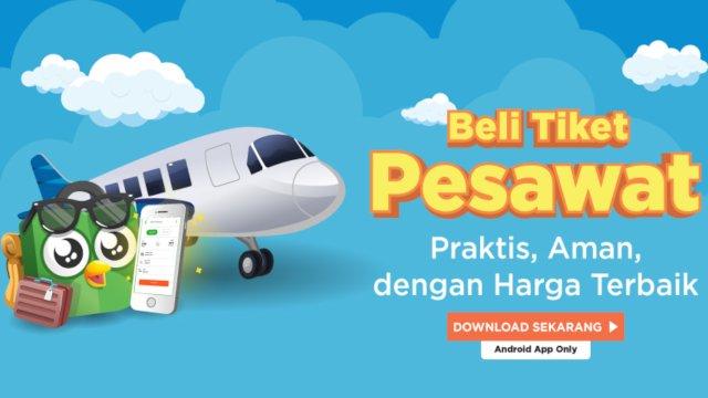 aplikasi booking tiket pesawat terpercaya