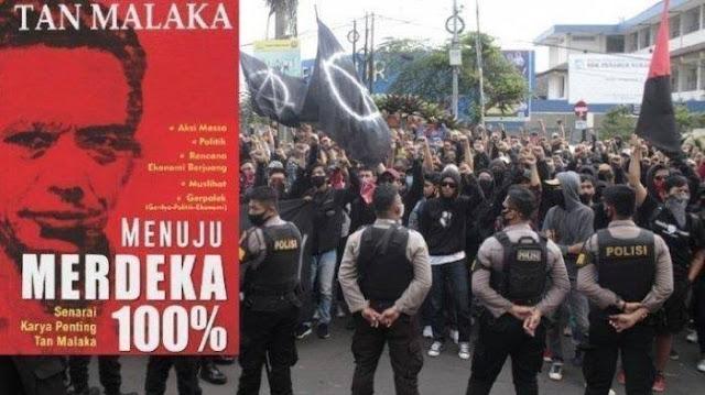 Buku Tan Malaka Jadi Barang Bukti Proses Hukum Mahasiswa Demo, Sejarawan: Pak Polisi yang Bener Aja Ah!