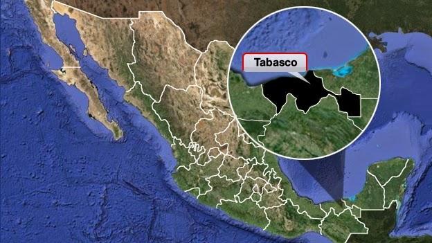 CINCO ESTADOS DE MEXICO EN ALERTA MAXIMA POR ROBO DE MATERIAL RADIACTIVO
