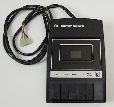 Commodore C2N Cassette tape unit