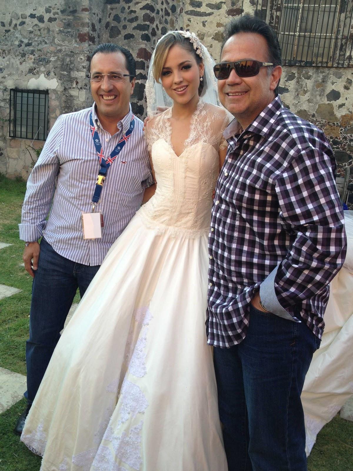 fotos de eiza nikki con el vestido de novia m225s