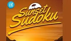 Günbatımı Sudoku Mücadelesi - Sunset Sudoku Challenge