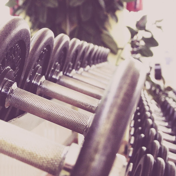 WHY WEIGHT TRAINING IS NOT JUST FOR MEN