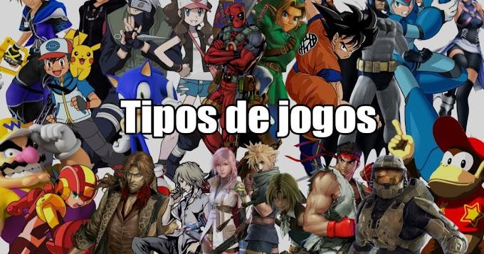 Tipos de jogos: todos os gêneros e subgêneros de jogos eletrônicos