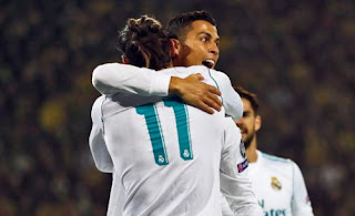 Borussia Dortmund vs Real Madrid 1-3 Video Gol & Highlights