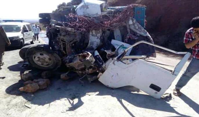 فاجعة.. 5 قتلى في حادث سير مروع بأكادير (صور)