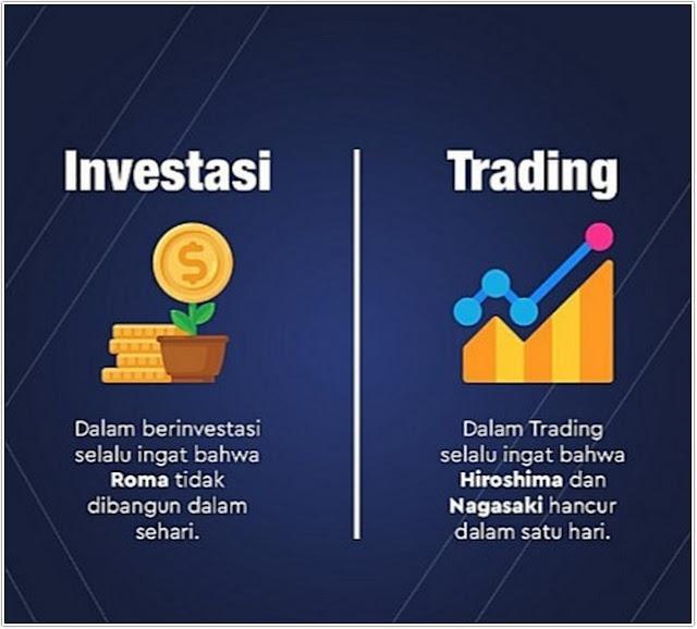Investasi Pada Blog, Sebuah Proses Untuk Sukses;Investasi antara Sebuah Pilihan Jangka Panjang atau Kesenangan Jangka Pendek;