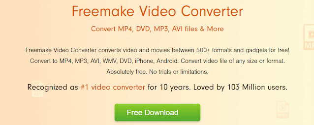 9. FreeMake