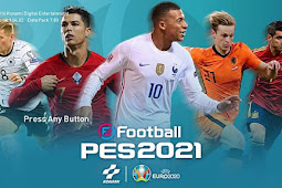 NEW UEFA Euro 2020 Graphic Menu - PES 2017