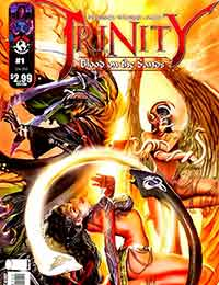 Trinity: Blood on the Sands Comic