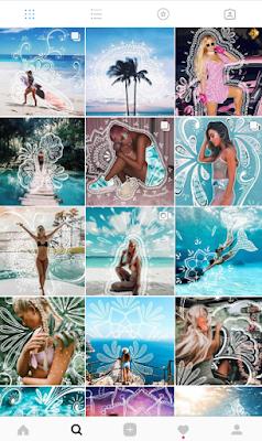Trik Buat Tampilan Akun Instagram Menjadi Rapi Dan Menarik