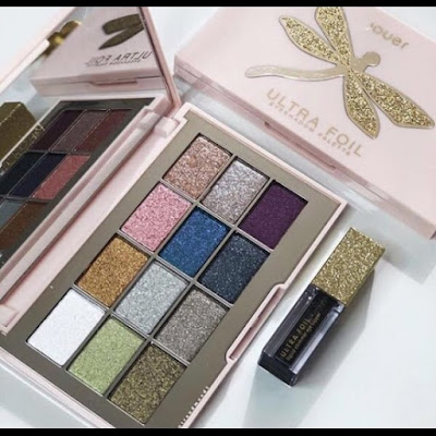 Jouer Cosmetics Making Magic Ultra Foil Eyeshadow Palette Gift Set