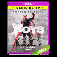 The Boys (2019) Temporada 1 Completa WEB-DL 1080p Audio Dual Latino-Ingles